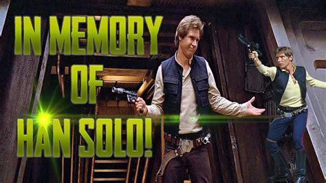 Star Wars Episodio VII | La Muerte De HAN SOLO! | Español ...
