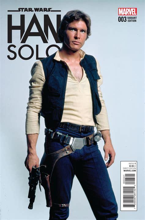 Star Wars: Han Solo #3  Photo Cover  | Fresh Comics