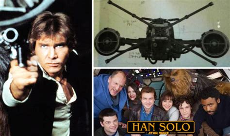 Star Wars Han Solo movie images LEAK online: First look at ...