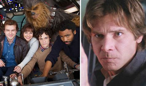 Star Wars Han Solo movie trailer   Why hasn t the teaser ...