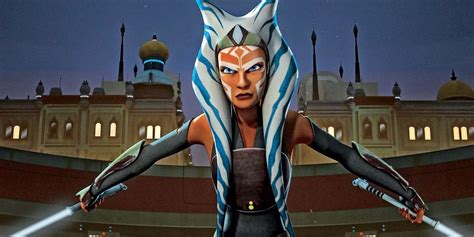Star Wars: How Ahsoka Tano Could Still Be Alive in The ...