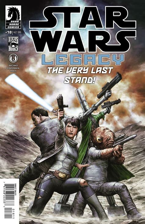 Star Wars: Legacy #18 :: Profile :: Dark Horse Comics