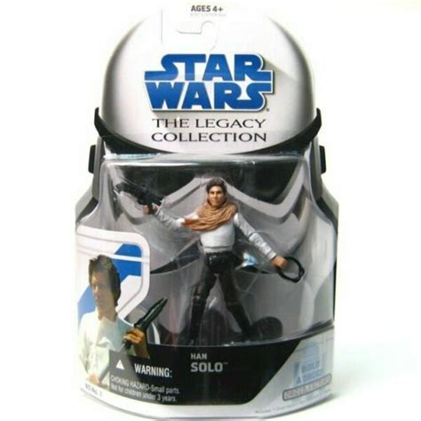 Star Wars Legacy Collection Han Solo Sandstorm Bd01 Hasbro ...