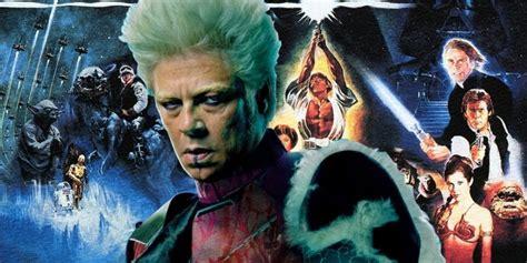 Star Wars: Los Últimos Jedi : Benicio Del Toro podría ser ...