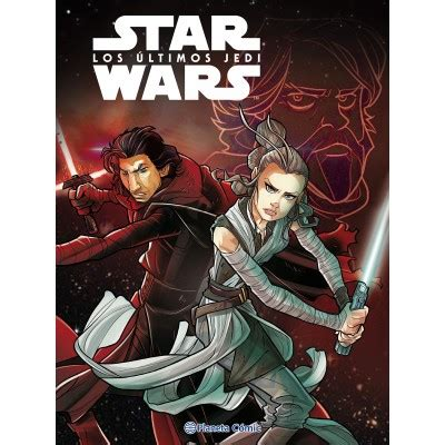 Star Wars: Los últimos Jedi  Cómic infantil    Omega ...