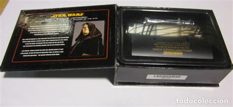 star wars master replicas 0.45 darth sidious mi   Comprar ...