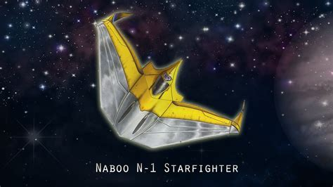 STAR WARS: Naboo N 1 Starfighter   YouTube