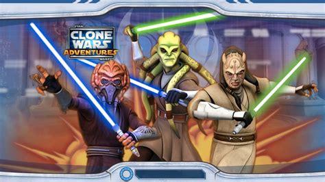 Star Wars Online: Clone Wars Adventure. Juegos mierdosos ...