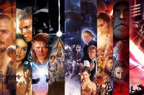 Star Wars: Orden de películas y series   PandaAncha.mx