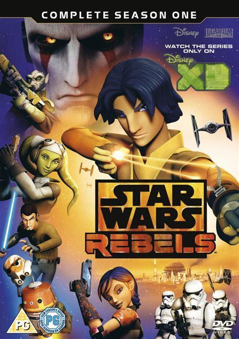 Star Wars Rebels   Season 1 DVD | Zavvi.com
