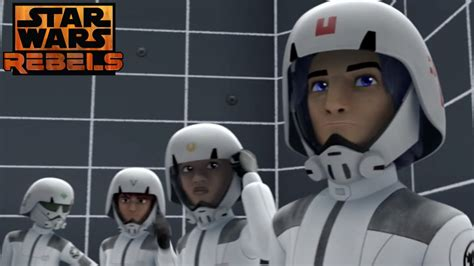 Star Wars Rebels Season 1 Episode 4 Breaking Ranks   YouTube