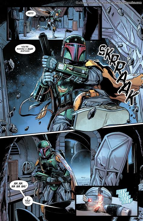 Star Wars – Age Of Rebellion – Boba Fett  2019  | Read All ...