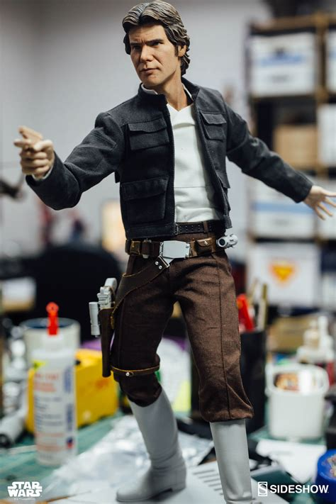 Star Wars – Han Solo Premium Format Figure Photos and Info ...