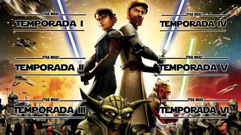 Star Wars   The Clone Wars Latino [HDTV Todas las ...