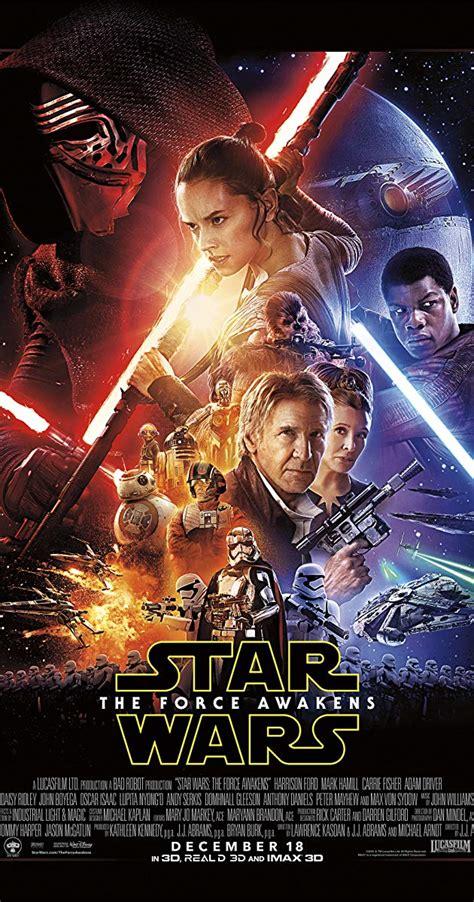 Star Wars: The Force Awakens  2015    IMDb