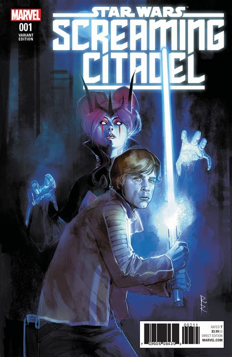 STAR WARS: THE SCREAMING CITADEL #1 preview – First Comics ...