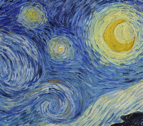 Starry Night, an Iconic Piece of Post Impressionism by Van ...