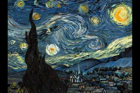 Starry Night interactive for Android   APK Download