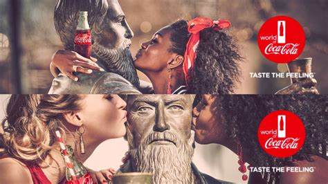 'Taste the Feeling' at the World of Coca Cola   YouTube