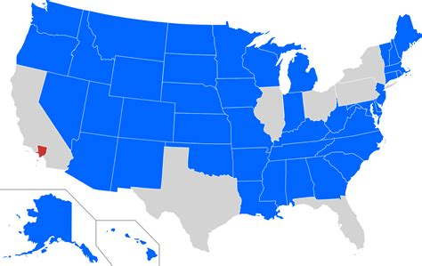 States with a smaller population than the 10 million ...