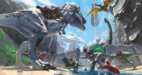 Steam Community :: :: ARK Fan Art by 菊艳 祝