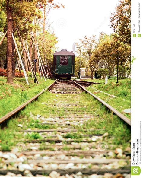 Steam train stock image. Image of outdoor, railroad, track ...