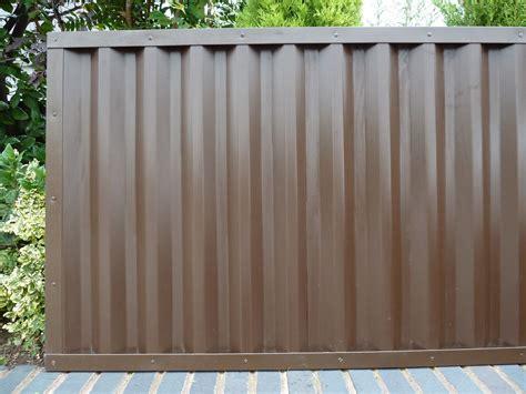 Steel Fence Panels * Maintenance Free * Metal Fencing ...