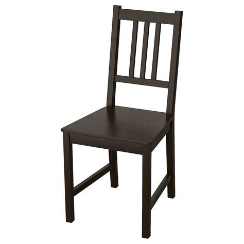 STEFAN brown black, Chair   IKEA