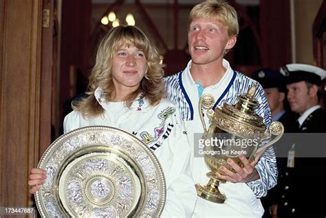 Steffi Graf Photos and Premium High Res Pictures   Getty ...
