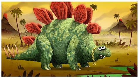 Stegosaurus,  Dinosaurs Songs by StoryBots   YouTube