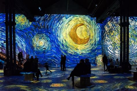 Step Into Vincent Van Gogh s Paintings at Atelier des ...