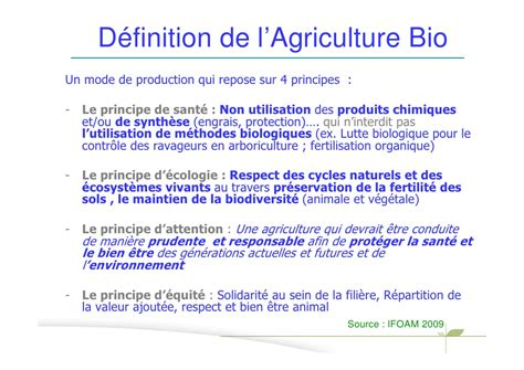 Stephane Bellon   Interrelations entre Agriculture ...