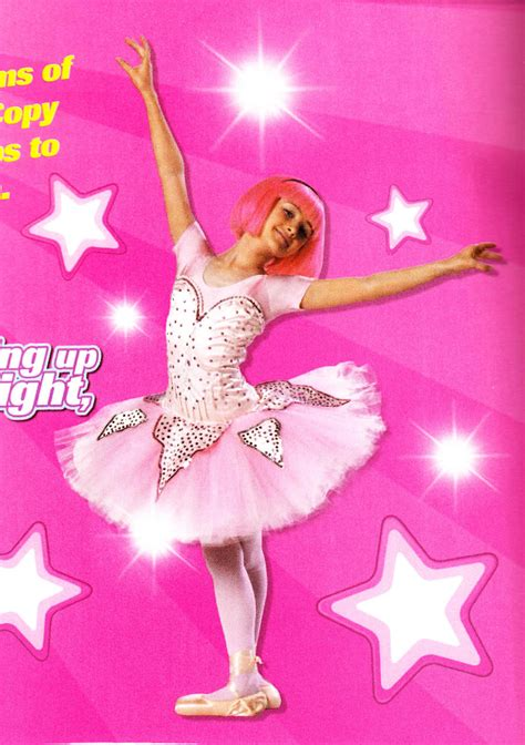 stephanie lazy town  Jan 06 2013 09:50:30  ~ Picture Gallery
