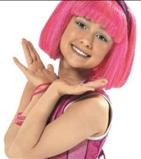 stephanie   lazy town Photo  1598812    Fanpop