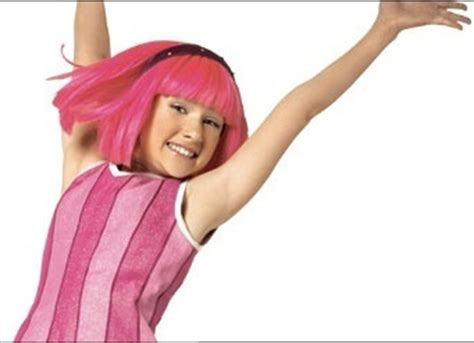 stephanie   lazy town Photo  1598818    Fanpop