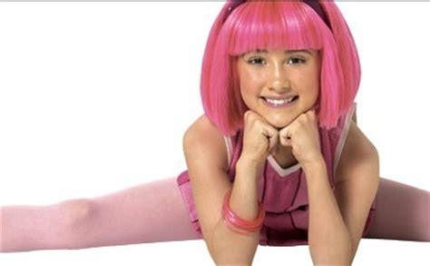 stephanie   lazy town Photo  1598820    Fanpop