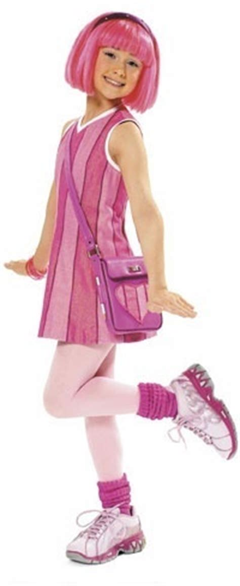 stephanie   lazy town Photo  1598825    Fanpop
