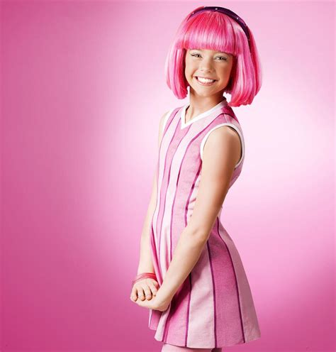 Stephanie  Lazy Town  | Pooh s Adventures Wiki | FANDOM ...