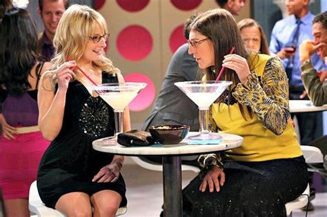'The Big Bang Theory' siempre es mejor con Bernadette y Amy