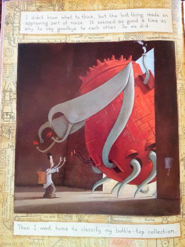"""""""The Lost Thing"""" by Shaun Tan – the story that keeps on ..."""
