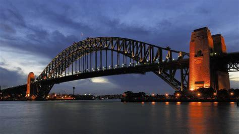 Stichtag   19. März 1932: Die Sydney Harbour Bridge wird ...