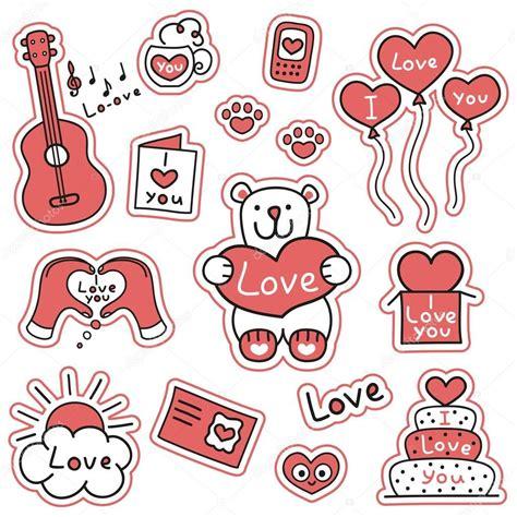 Stickers de Amor Gratis para Enviar, Imprimir, Whatsapp  ...