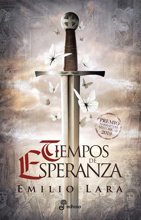 'Tiempos de esperanza': esta es la portada de la novela ...