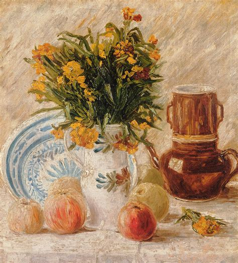 Still Life Painting by Vincent van Gogh