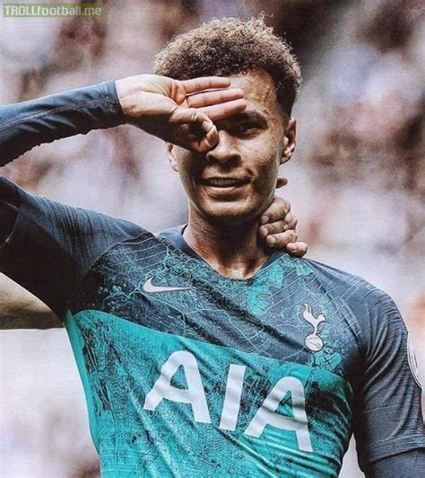 Still trying to figure out how Dele Alli did this with his ...