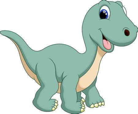 Stock Photo | animals clipart | Dibujo de dinosaurio ...