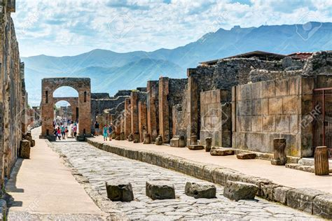 Stock Photo | Pompeii ruins, Pompeii, Small group tours