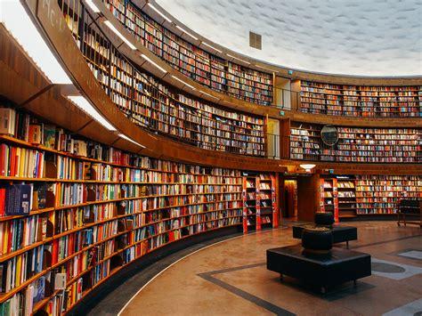 Stockholms stadsbibliotek, Stockholm | square tea  | Flickr