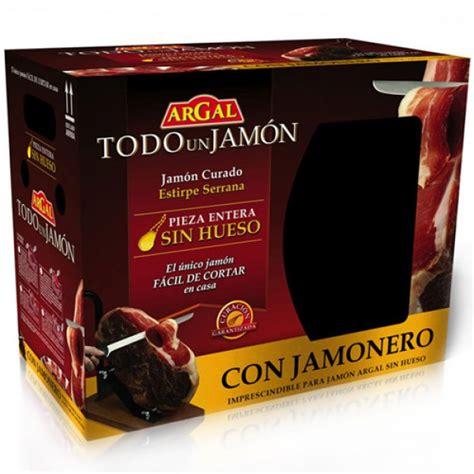 'Todo un Jamon'  With Ham Holder    Argal