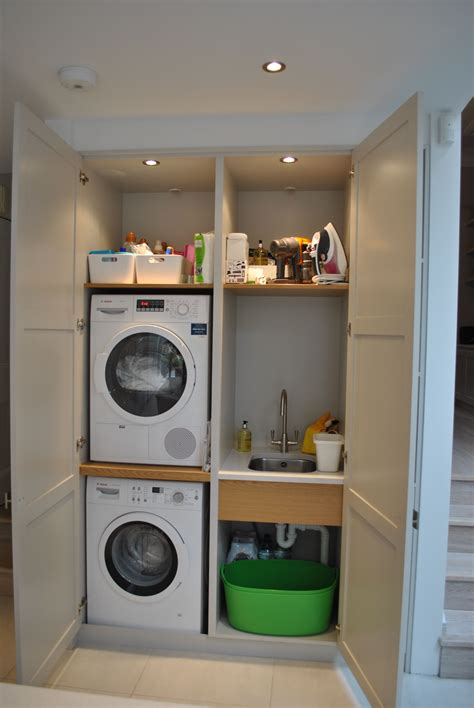 Storage space. | Utility room storage, Laundry room design ...